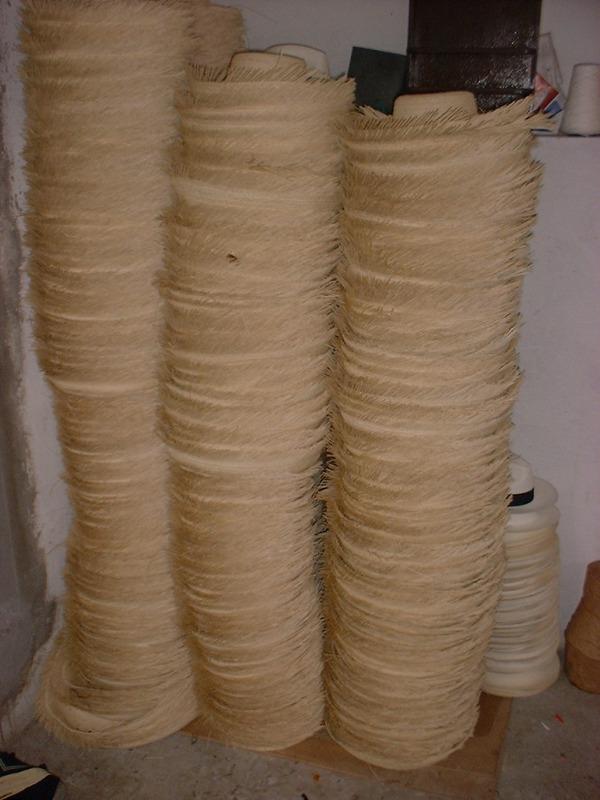 5 Sombrero Herstellung