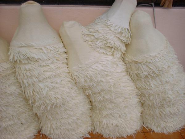 7 Sombrero Herstellung