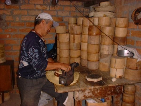 8 Sombrero Herstellung