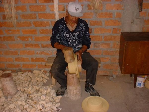 9 Sombrero Herstellung