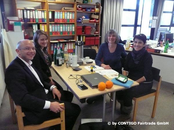 Dekomadera Besuch Deutschland