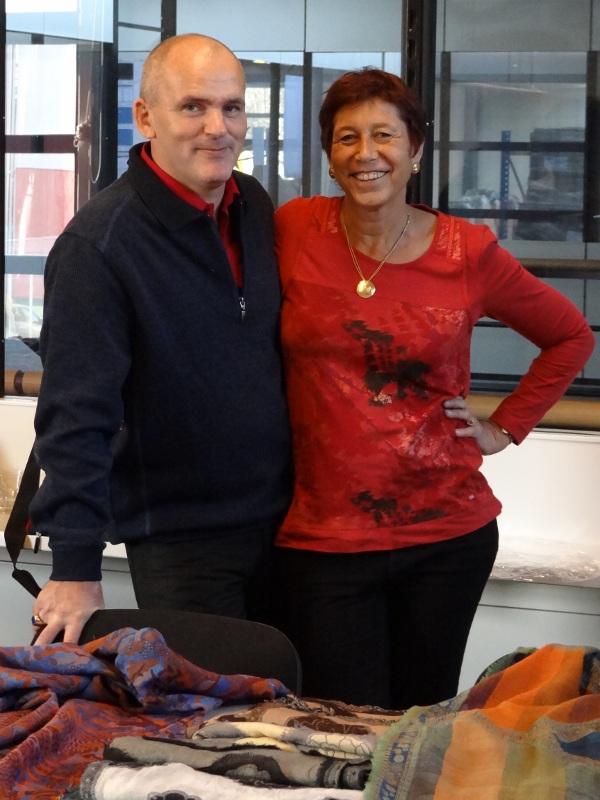 Treffen bei Contigo 2012